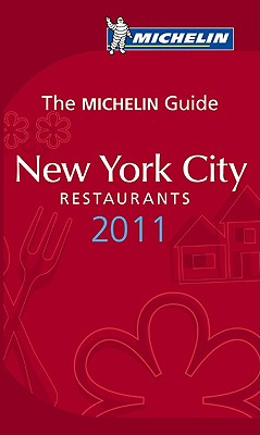 The Michelin Guide New York City Restaurants Cover Image