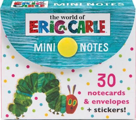 The World of Eric Carle(TM) Mini Notes Cover Image