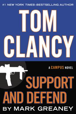 Tom Clancy: Support and Defend Cover Image