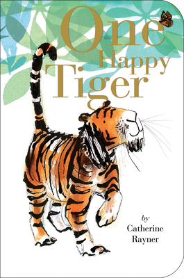 Cover for One Happy Tiger