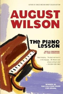 The Piano Lesson (Drama, Plume) Cover Image