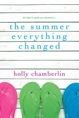 The Summer Everything Changed Cover
