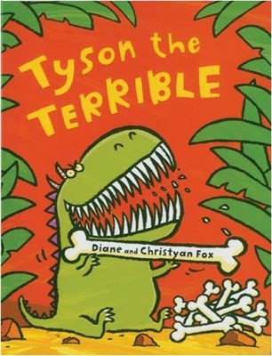 Tyson the Terrible Cover