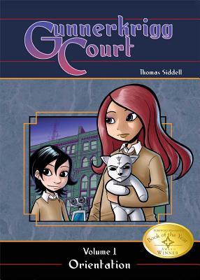 Gunnerkrigg Court Cover