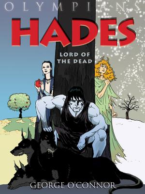 Olympians: Hades: Lord of the Dead Cover Image