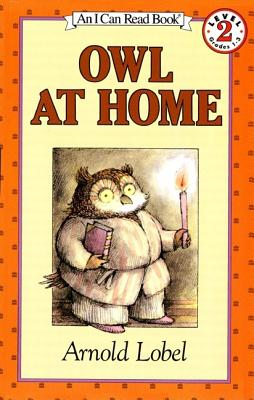Owl at Home (I Can Read Level 2) Cover Image