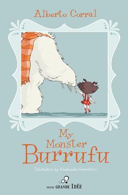 My Monster Burrufu Cover
