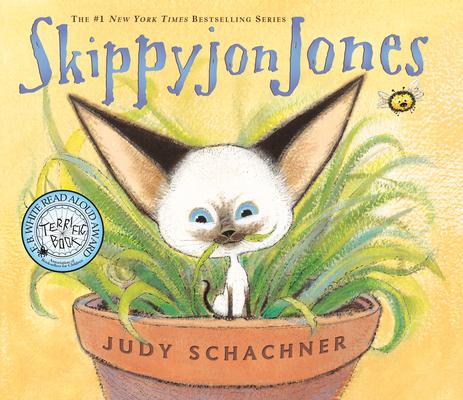 Skippyjon Jones Cover