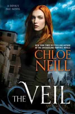 Cover for The Veil (A Devil's Isle Novel #1)
