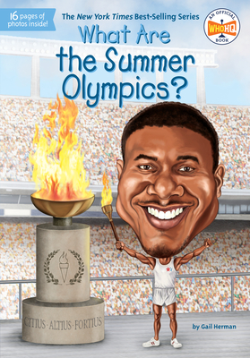 What Are the Summer Olympics? (What Was?) Cover Image