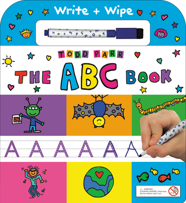 The ABC Book: Write + Wipe Cover Image