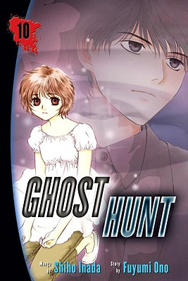 Ghost Hunt 10 Cover