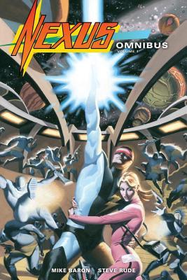 Nexus Omnibus, Volume 1 Cover