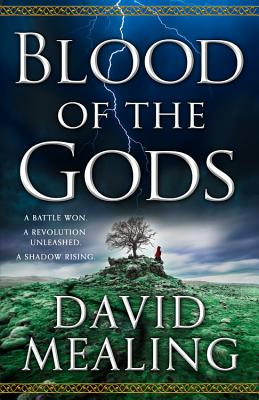 Blood of the Gods (The Ascension Cycle #2) Cover Image