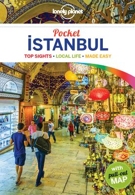 Lonely Planet Pocket Istanbul 6 Cover Image