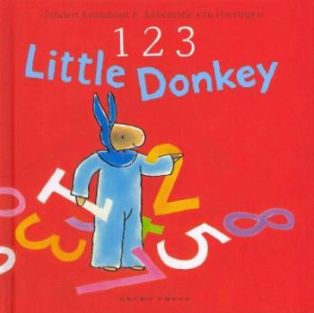 1 2 3, Little Donkey Cover