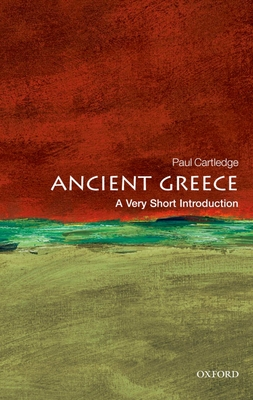 Ancient Greece: A Very Short Introduction (Very Short Introductions) Cover Image