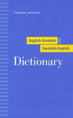 Prisma's Abridged English-Swedish and Swedish-English Dictionary Cover Image