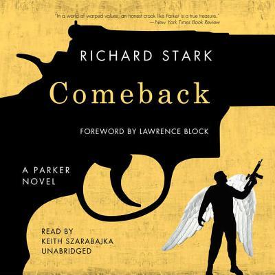 Comeback (Parker Novels #17) Cover Image