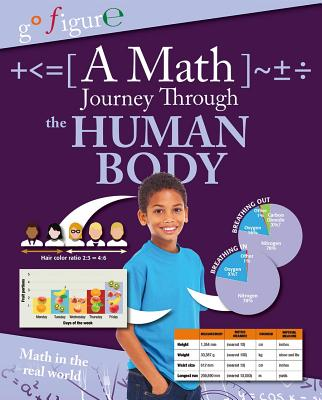 Cover for A Math Journey Through the Human Body (Go Figure!)