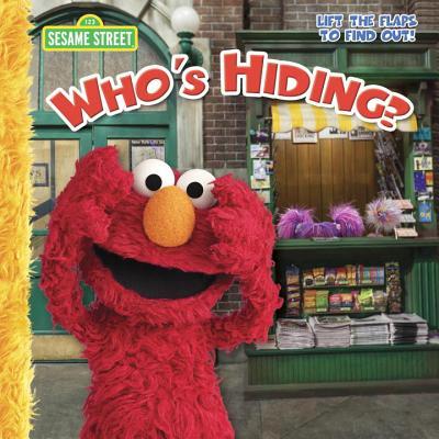Who's Hiding (Sesame Street) (Pictureback(R)) Cover Image