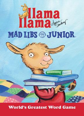 Llama Llama Mad Libs Junior Cover Image