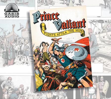 Prince Valiant Fights Attila the Hun Cover Image