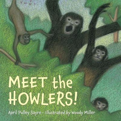 Meet the Howlers! Cover