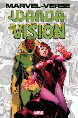 Marvel-Verse: Wanda & Vision cover