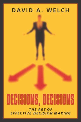 Cover for Decisions, Decisions