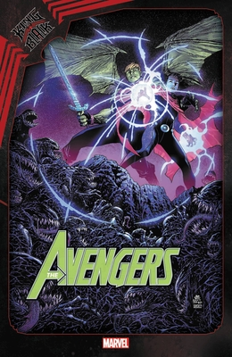 King in Black: Avengers Cover Image