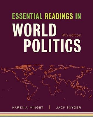 Essential Readings in World Politics Cover