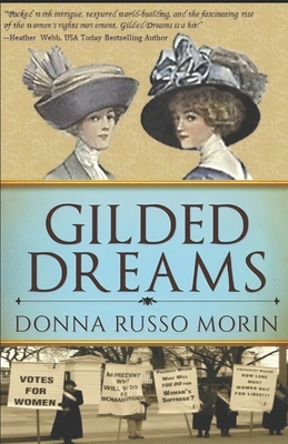 Cover for Gilded Dreams