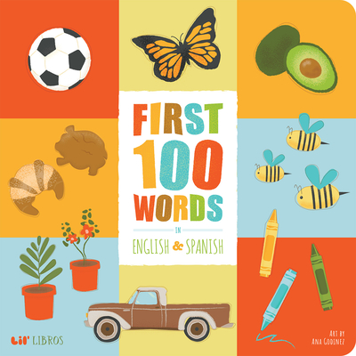 First 100 Words In English And Spanish Cover Image