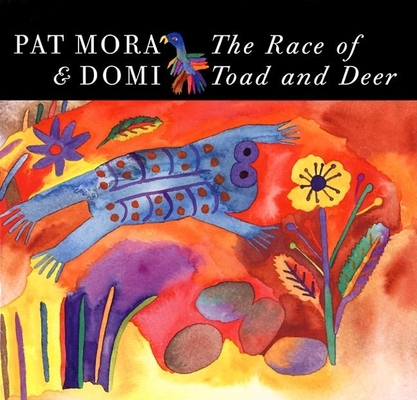 The Race of Toad and Deer Cover
