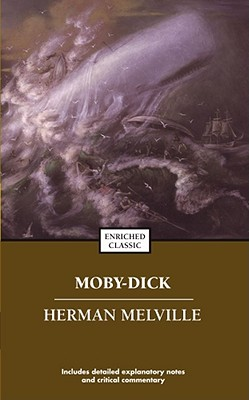 Moby-Dick (Enriched Classics) Cover Image