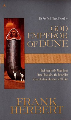 God Emperor of Dune (Dune Chronicles (Pb) #4) Cover Image