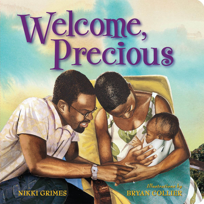 Welcome, Precious Cover Image