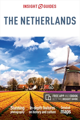 Insight Guides Netherlands (Travel Guide with Free Ebook) Cover Image