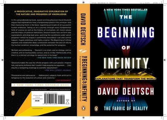 The Beginning of Infinity: Explanations That Transform the World Cover Image