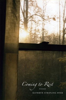 Cover for Coming to Rest