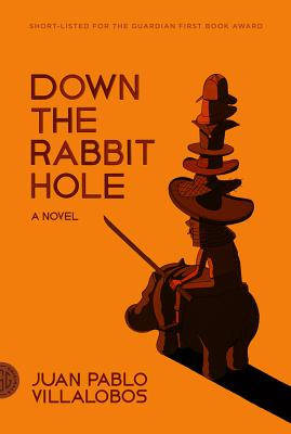 Down the Rabbit Hole: A Novel Cover Image