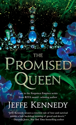 Cover for The Promised Queen (Forgotten Empires #3)
