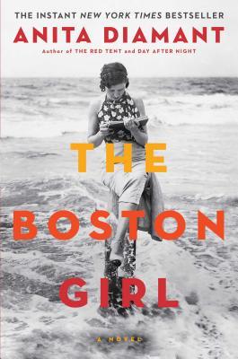 The Boston Girl Cover