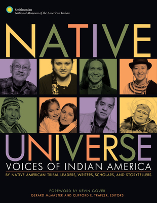 Native Universe: Voices of Indian America Cover Image