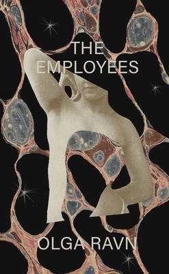 Book cover: The Employees: A workplace novel of the 22nd century by Olga Ravn