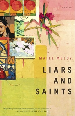 Liars and Saints: A Novel Cover Image