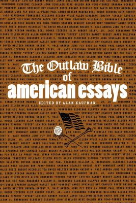 The Outlaw Bible of American Essays Cover