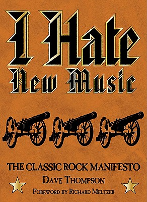 Cover for I Hate New Music