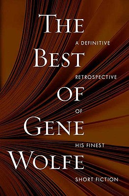 The Best of Gene Wolfe Cover